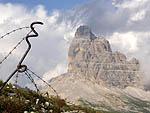 Le Tre Cime dal Monte Piana