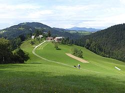 Le colline di Idrija