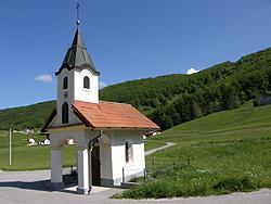 La cappella di Vodice
