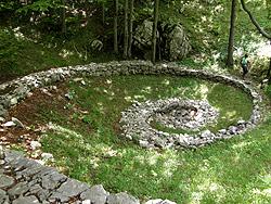 Kamnita spirala