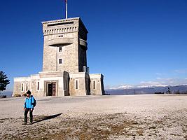 Monumento dedicato ai Difensori della Terra Slovena