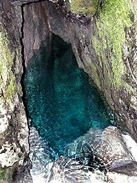 La sorgente dell'Isonzo