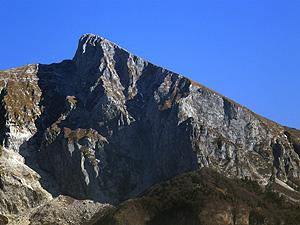 Il monte Nero