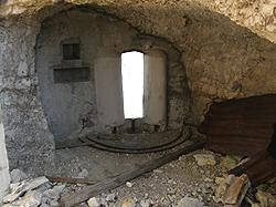 Le gallerie del Paterno
