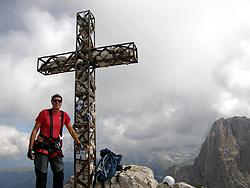 Cima di Mezzo del Sassopiatto 2.958 m.