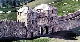 Fortezza romana Ad Pirum