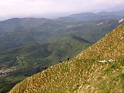 Salita Monte Stol