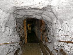 """""""la grotta dei cristalli""""-Museo di Punta Linke"""