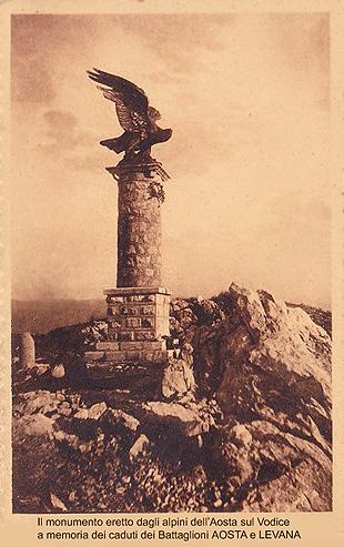 Monumento degli Eroi del vodice