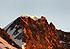 Alba sulla Punta Gnifetti - Monte Rosa