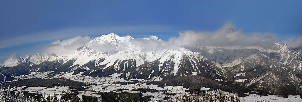Monti del Dachstein