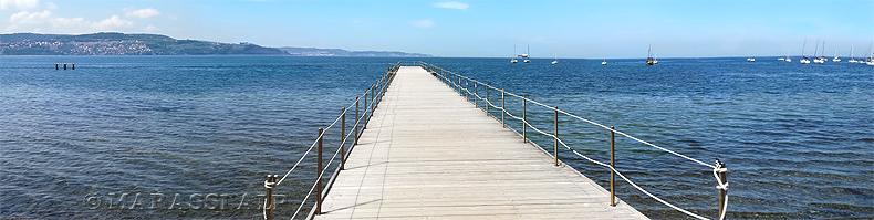 Il Mare Adriatico ad Ankaran