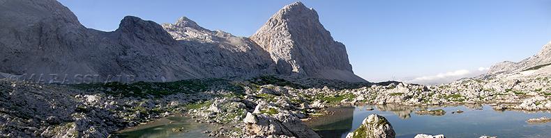 Valle dei Sette Laghi-Dolina Triglavskih Jezer