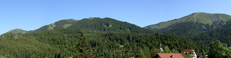 Karavanke: la cresta Dovška Baba-Golica
