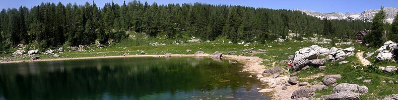 Koca pri Triglavskih jezerih