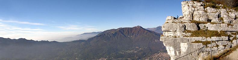 """Il sentiero """"la Granatiera"""" sul monte Cengio"""