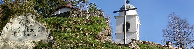 Museo all'aperto colle di Santa Maria (Mengore)
