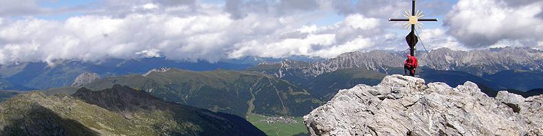 La Cima del monte Palombino