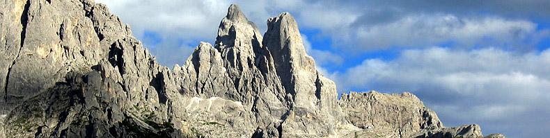 La Cima della Madonna e il Sass Maor