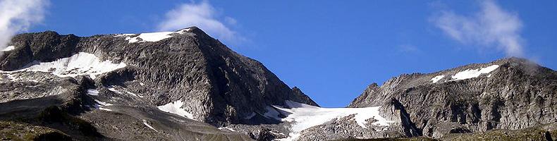 Monte Punta Bianca-Hoher Weißzint