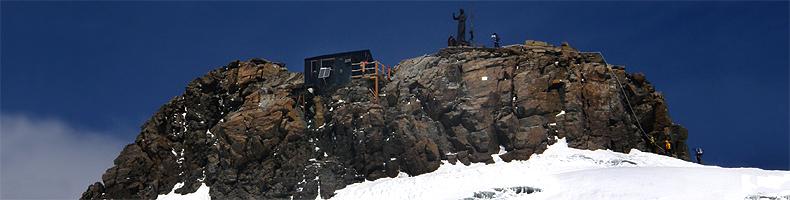 Monte Rosa, salita all Balmenhorn
