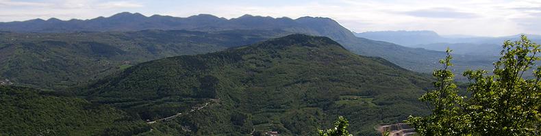 Museo all'aperto monte San Gabriele