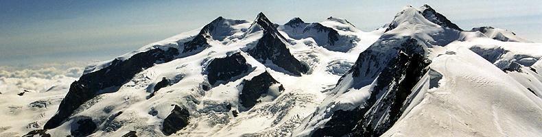 Il gruppo del Monte Rosa