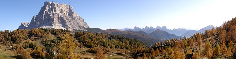 Il Pelmo in Val di Zoldo