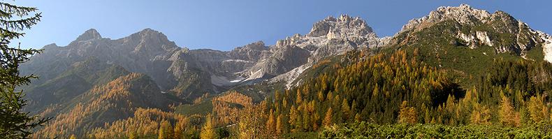 La Val Fiscalina e il Gruppo Tre Scarperi