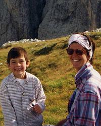 Isa e Mattia al Pissadù