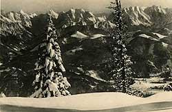 Panorama dal Dobratsch