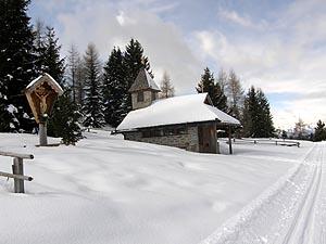 La Cappella sull'Alpe di Rodengo
