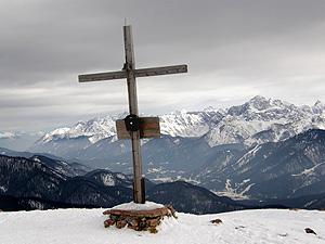 Vetta del monte Cocco 1.941 m.