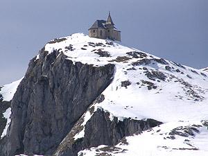 MONTE DOBRATSCH - Deutsch Kapelle