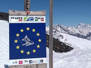 Espace San Bernardo tra Italia e Francia
