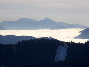 """""""Mare di nebbia"""""""